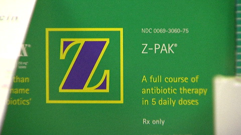 Z Pack Or Zithromax